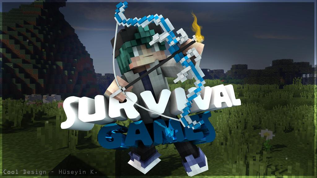 Minecraft Survival Games Wallpaper Gauranialmightywindinfo - Minecraft survival spiele