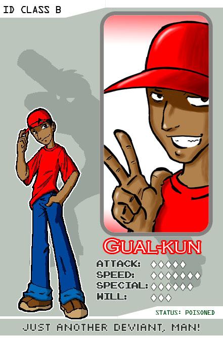 Gual-kun's Profile Picture