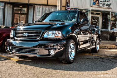 Ford F150 Lightining by ATHPhotography