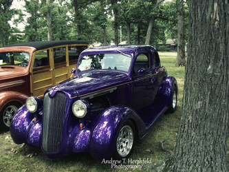 Plymouth Hot Rod by ATHPhotography