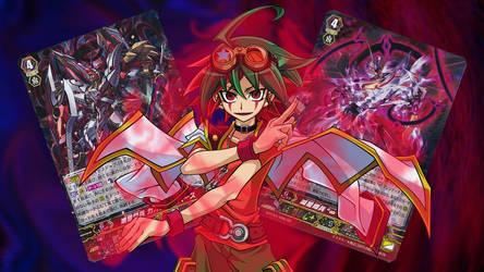Yuya, the doomsday weapon. by PlatinumHikari