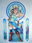 COMMISSION - Amber's Artemis