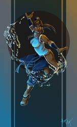 Avatar Korra by Megadee