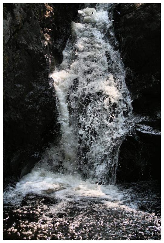Upper Falls at Hiawatha by NOS2002