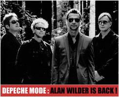 Alan Wilder is Back by XIZOR-1