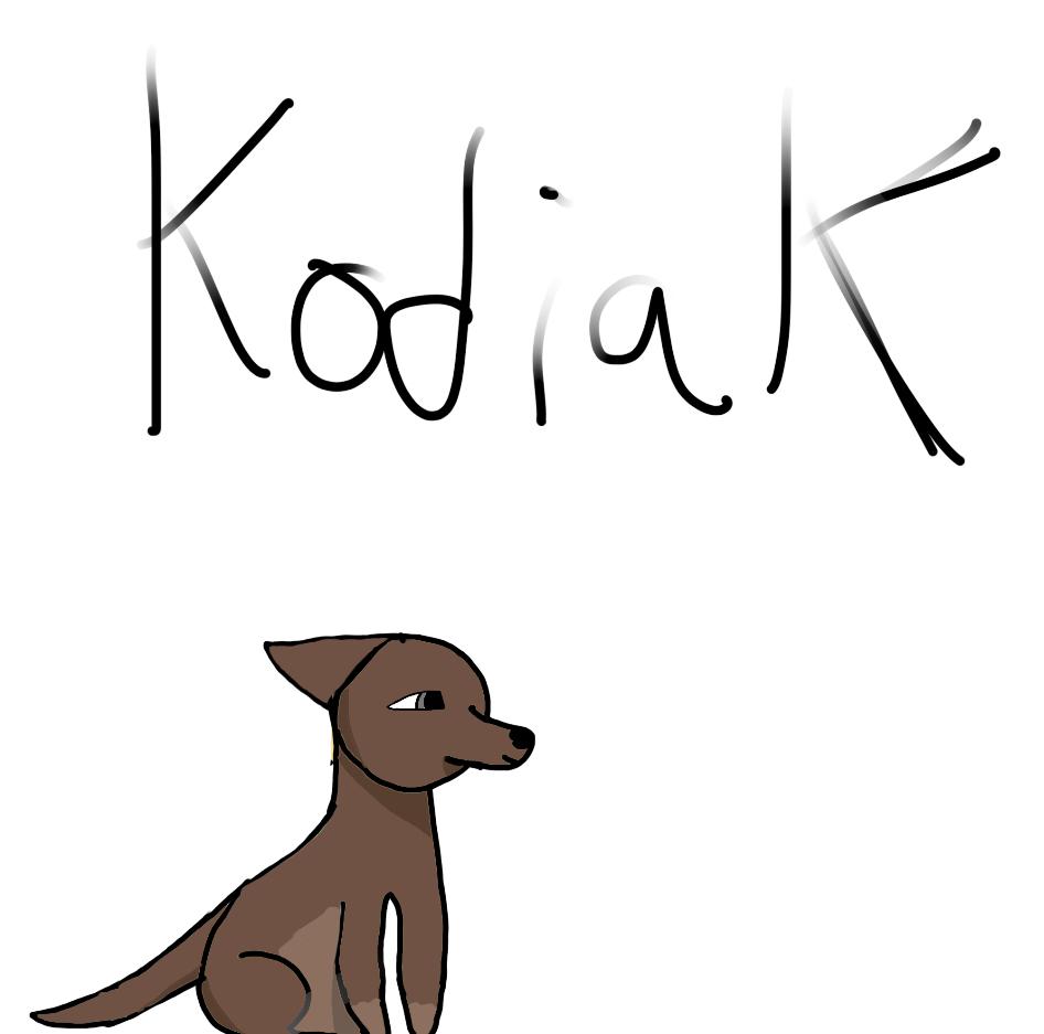 Kodiak! You know. Desc.