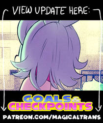 Goals And Checkpoints - PG03 - #1 Teaser by ReiUsagi