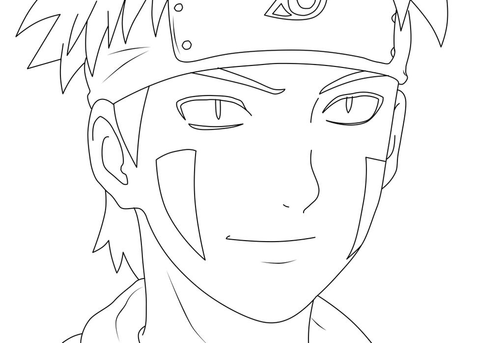 kiba coloring pages - photo#21