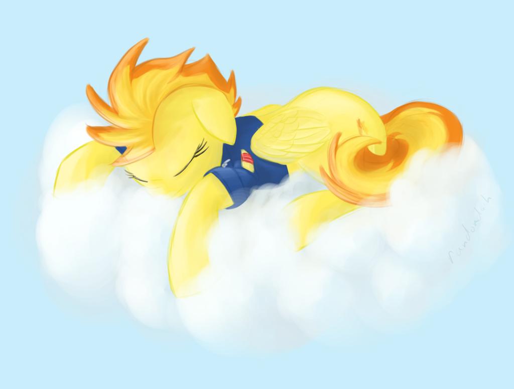Sweet Dreams by RandomDash