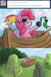 Ask Equestria: Oceans by RandomDash