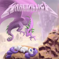 Maretallica - No Remorse by RandomDash