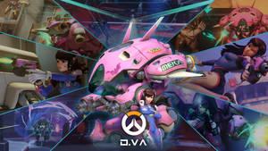 Overwatch Unofficial WP - DVa