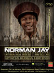 Norman Jay flyer