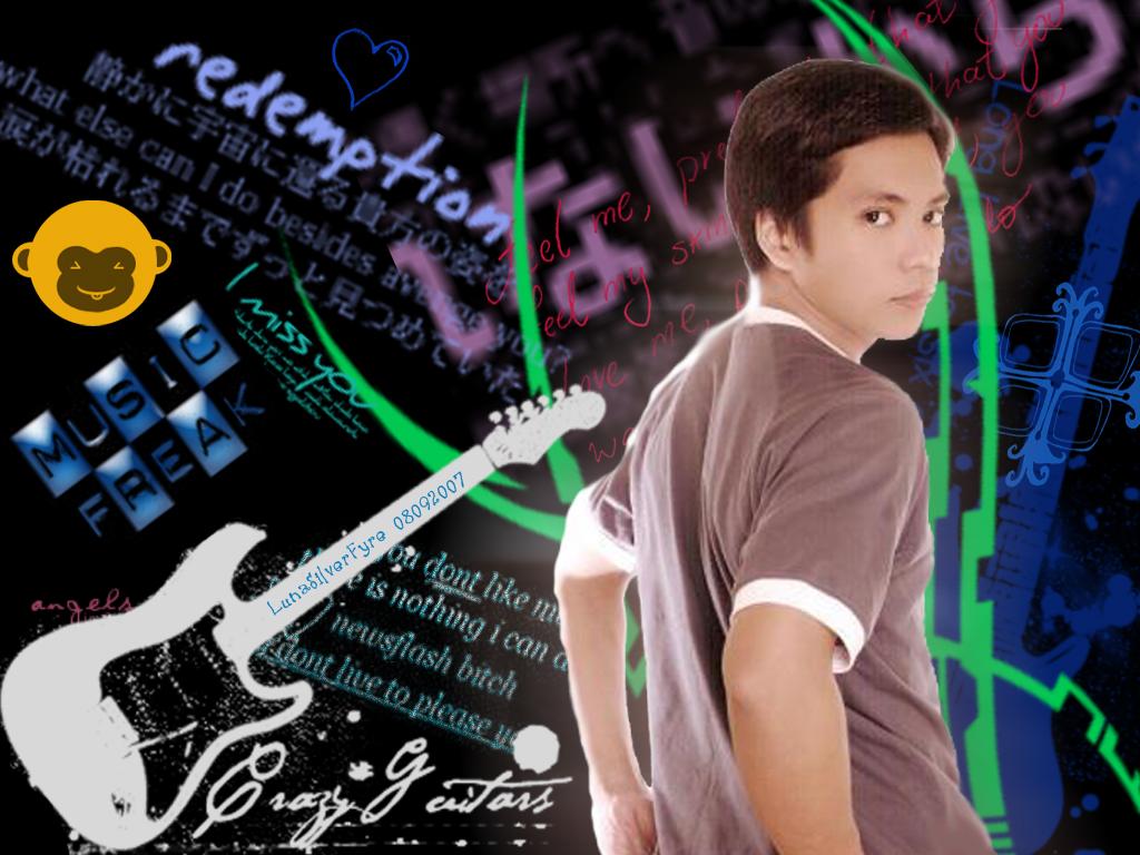 Edrew:My guitar hero by bloodyblue