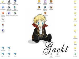 Gackt loving pc