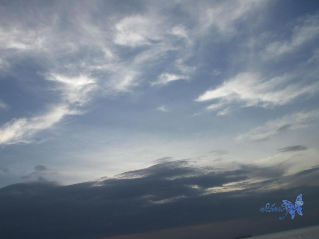 Sky by bloodyblue