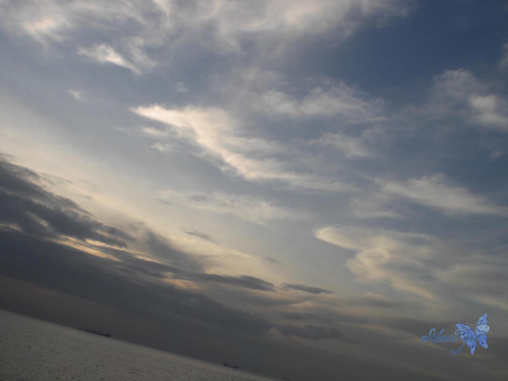 Sky II by bloodyblue