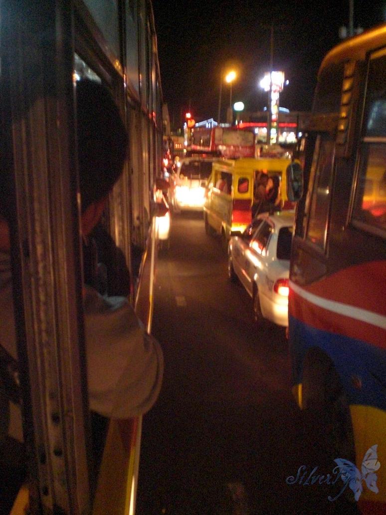traffic again by bloodyblue