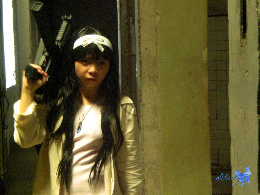 GunSlinger Girl: Angelica by bloodyblue