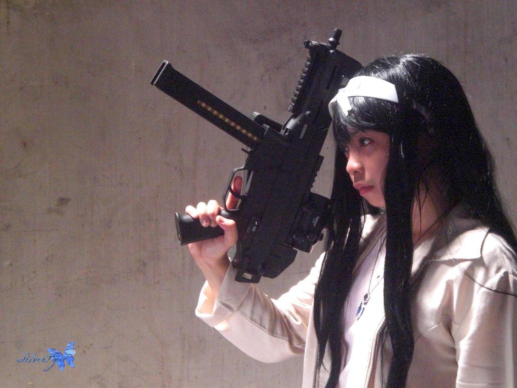 GunSlinger Girl: Angelica III by bloodyblue