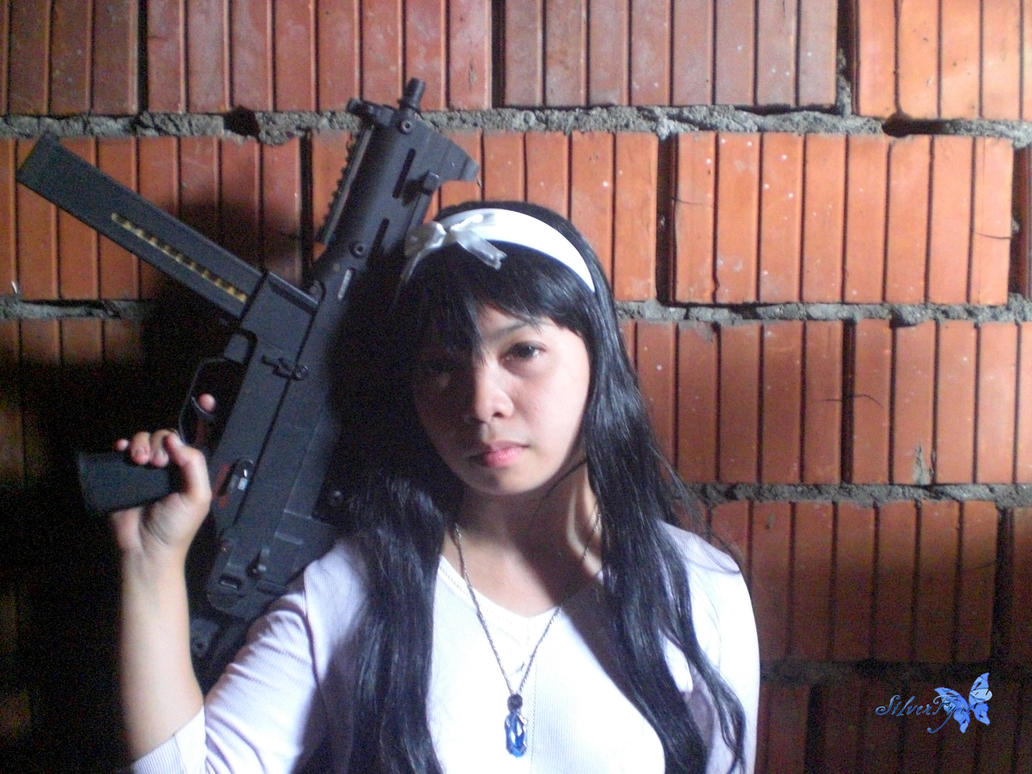GunSlinger Girl: Angelica IV by bloodyblue