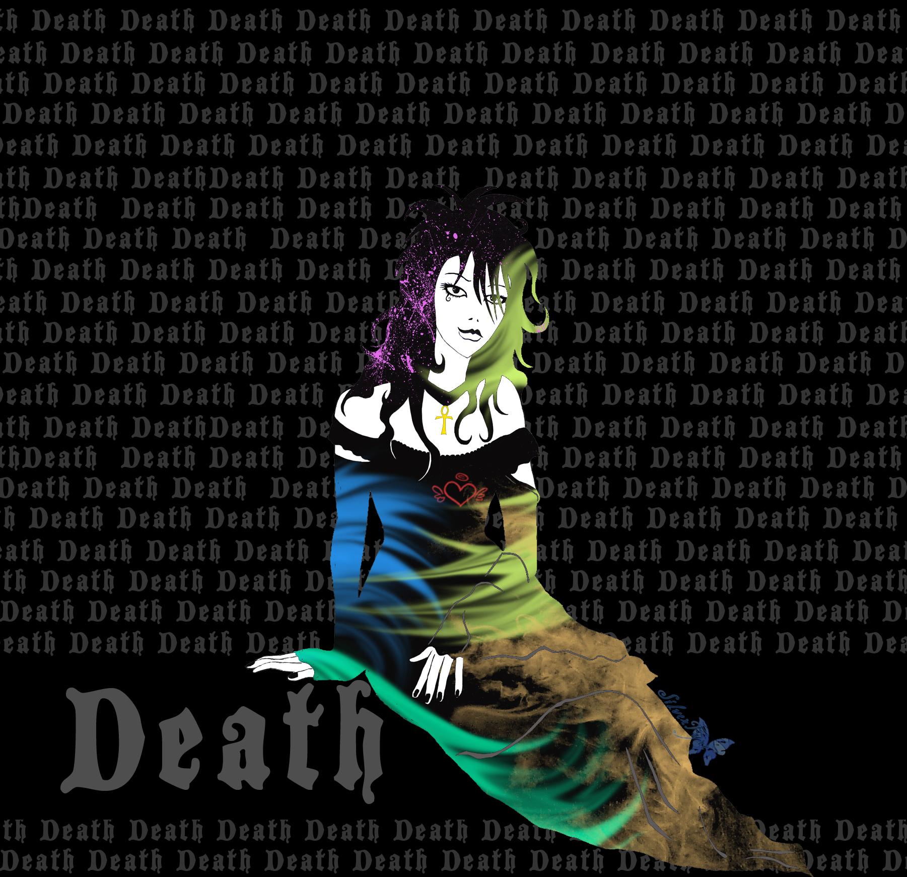 Sandman: Death by bloodyblue