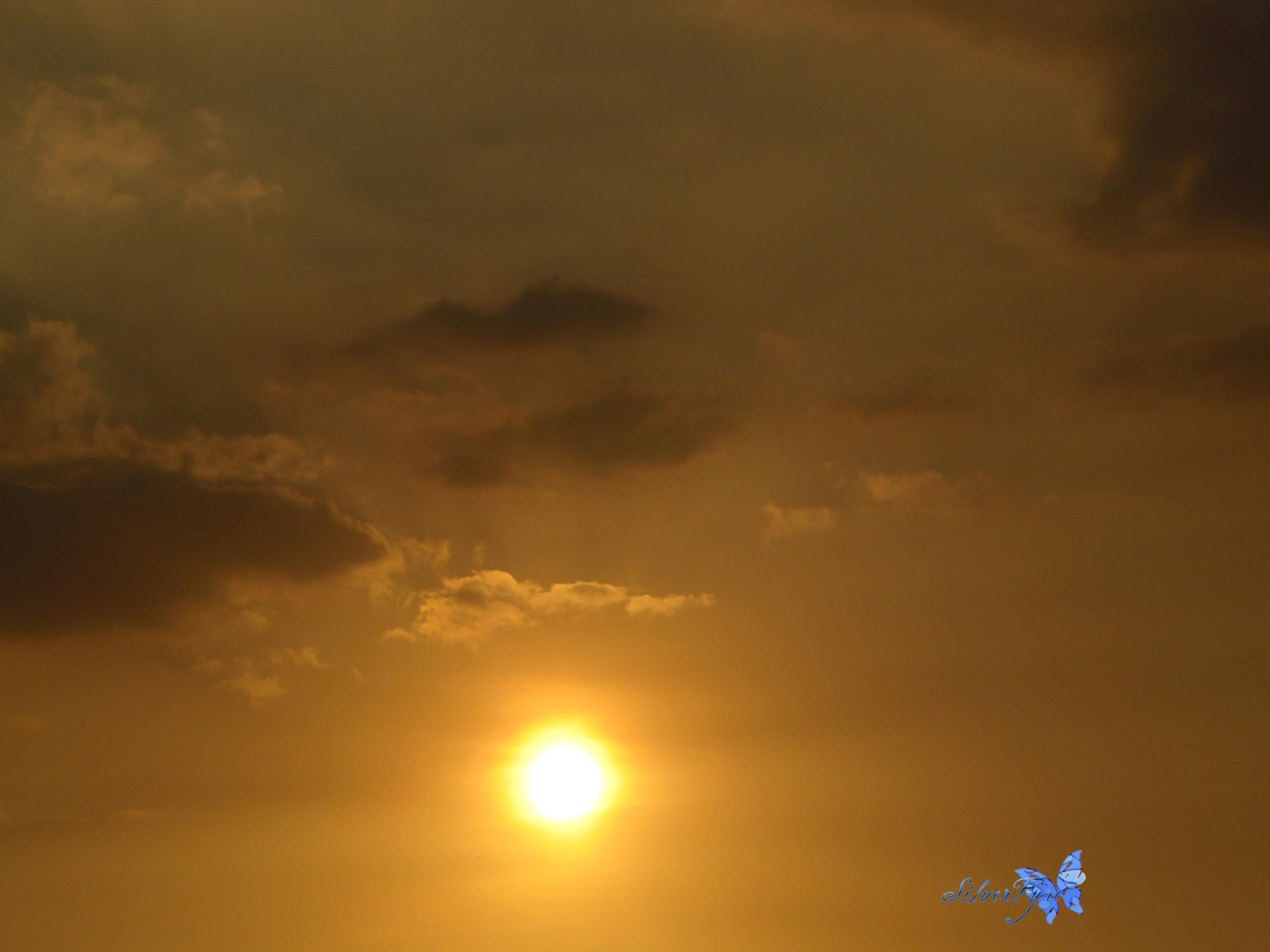 Sky: Summer Sun II by bloodyblue