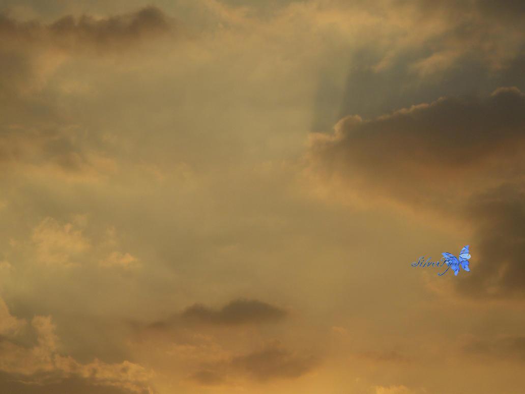 Sky: Summer Sky by bloodyblue