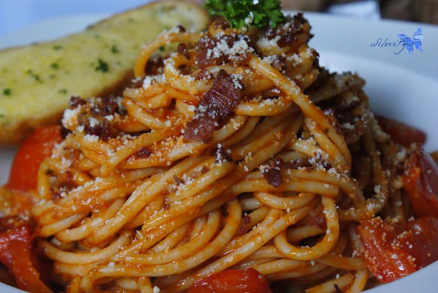 Food: Marinara by bloodyblue