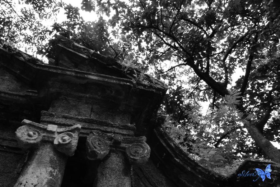 pillars bnw by bloodyblue