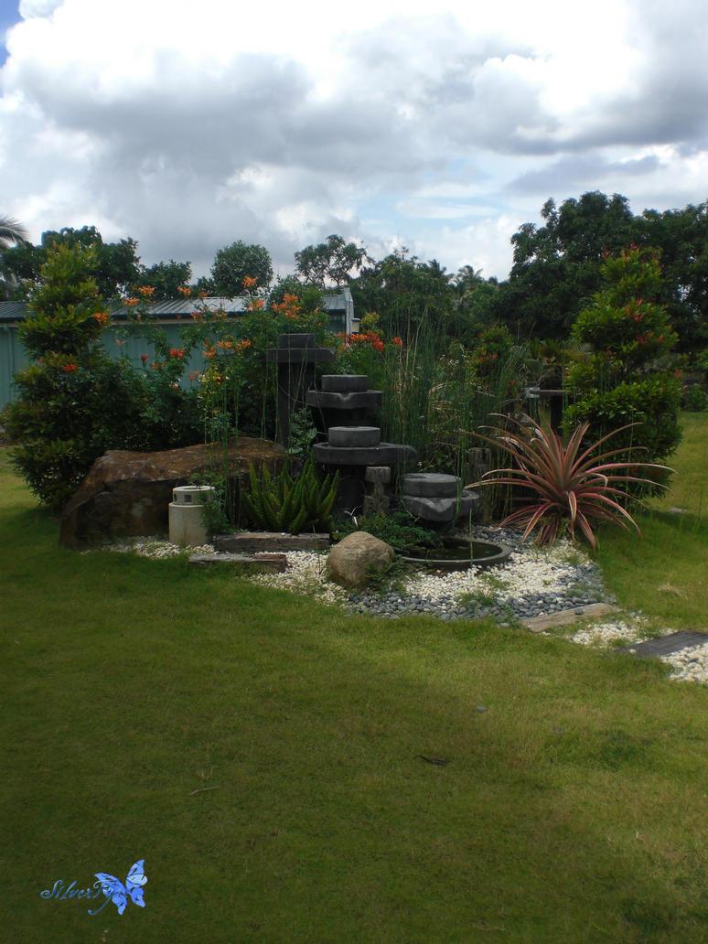 garden by bloodyblue
