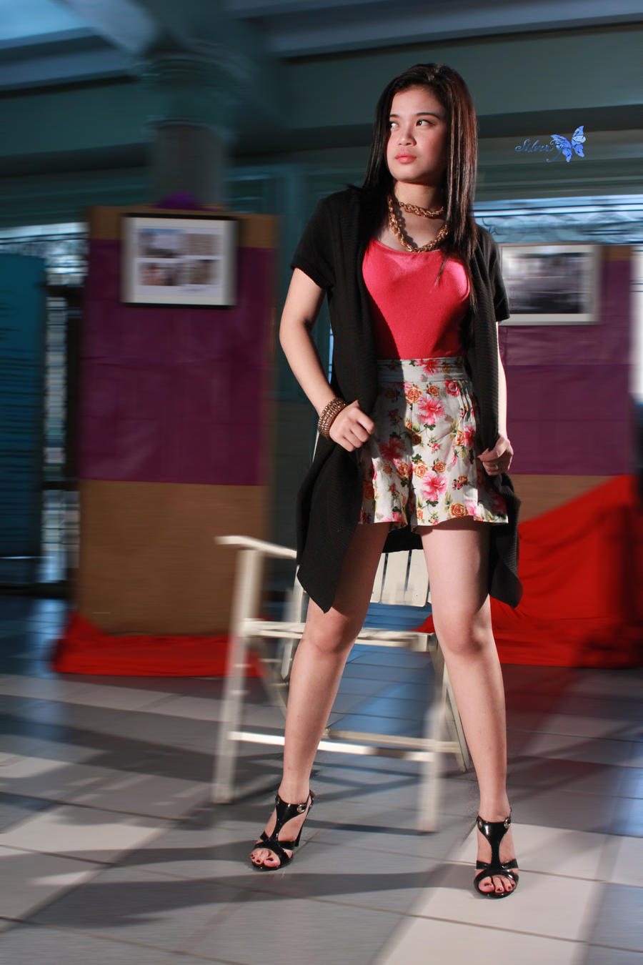 Fashion Shots: Guia 2 by bloodyblue