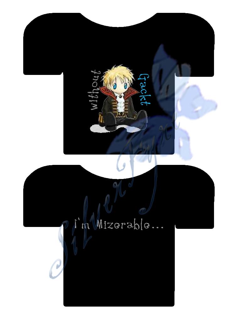 shirt: I'm Mizerable by bloodyblue