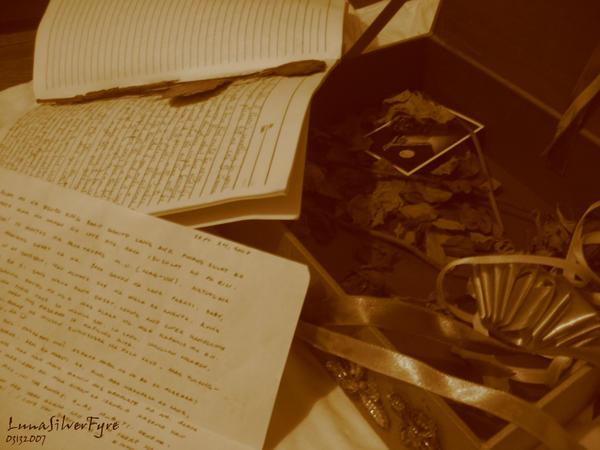 my treasure box of... 2 by bloodyblue