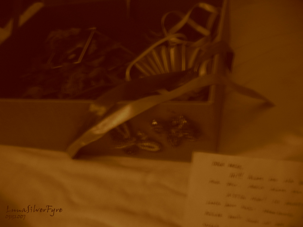 my treasure box of... 7 by bloodyblue