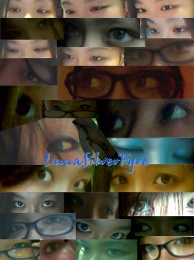 id - eyes by bloodyblue