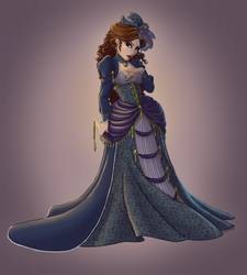 Victorian Violet