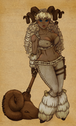 Avatar of the Black Ram