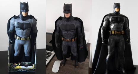 Jakks Pacific Batman V Superman by sunnysighup