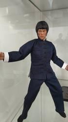 Custom Bruce Lee Figure by sunnysighup