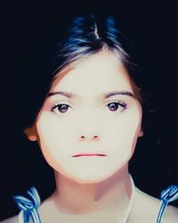 Pretty Little Girl by sunnysighup