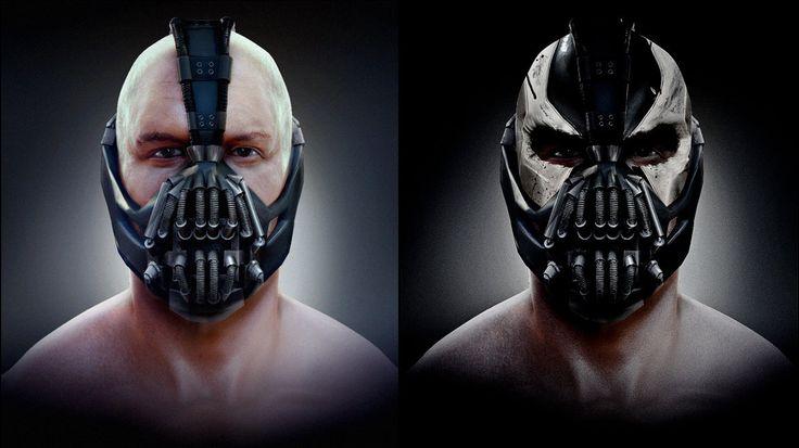 Bane Dark Knight Rises Concept by sunnysighup