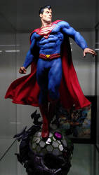 Sideshow Superman Premium Format 2018 by sunnysighup