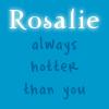 Rosalie by TwilightsEdward