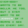 Jessica by TwilightsEdward