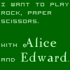 Rock, paper, scissors 2 by TwilightsEdward