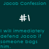 Jacob Confessions by TwilightsEdward