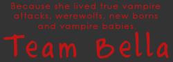 Team Bella by TwilightsEdward