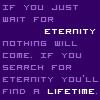Eternity ? by TwilightsEdward