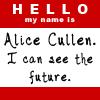 Alice Cullen by TwilightsEdward